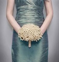 non flower bouquets ideas weddings - Google Search