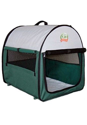 Special Offers - Go Pet Club Soft Dog Crate 42-Inch Green - In stock & Free Shipping. You can save more money! Check It (September 05 2016 at 08:04AM) >> http://dogcollarusa.net/go-pet-club-soft-dog-crate-42-inch-green/