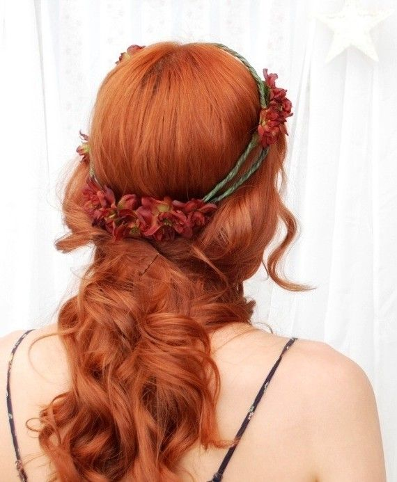 does this come with a magic spell that will make my hair look like that?