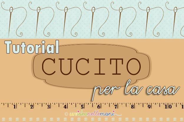 Cucito Creativo Facile Tende ~ Ispirazione Interior Design & Idee Mobili