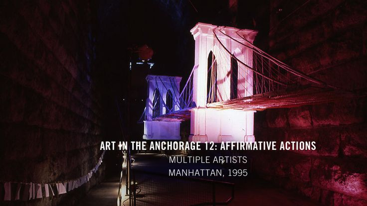 Art in the Anchorage 12: Affirmative Actions: Artists at Work - Creative Time