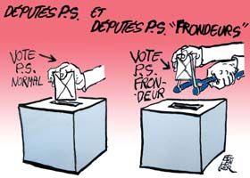 François Hollande a longuement reçu des députés frondeurs, renouant le dialogue avec ces socialistes récalcitrants à l'approche d'élections départementales