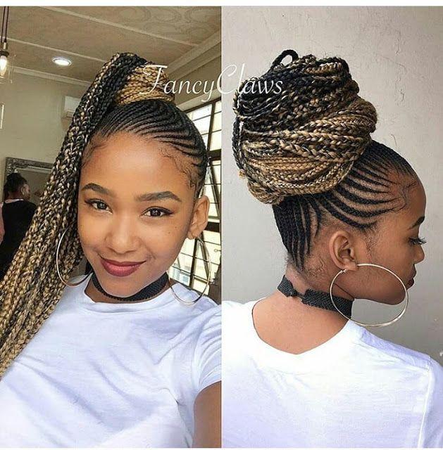 Best 2019 Braided Hairstyles Braiding Box Braids Cornrows And Weaves For You Zaineey S Blog Box Braids Styling Box Braids Hairstyles Hair Styles