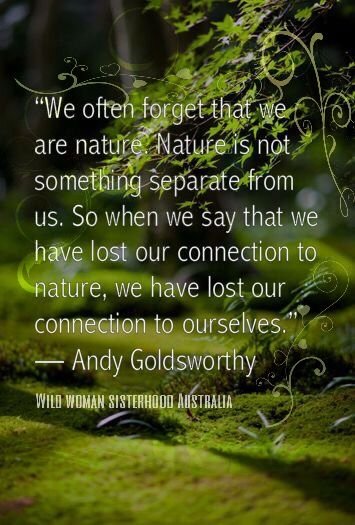 WILD WOMAN SISTERHOOD™ #nature #earthenspirit #rewild #wildwomansisterhood…