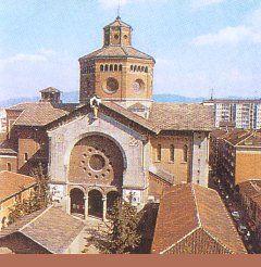Torino Santuario di Nostra Signora della Salute