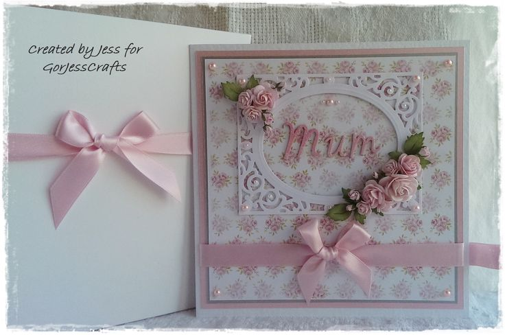 an 80th Birthday card - inspiration from a similar card on pinterest using the spellbinders dies called A2 Filigree Delight