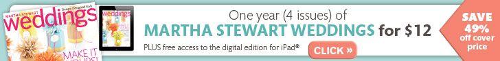 Savvy Ways to Save on Wedding Invitations - Martha Stewart Weddings Planning & Tools
