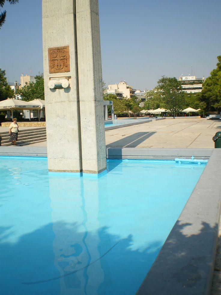 Nea Smyrni square