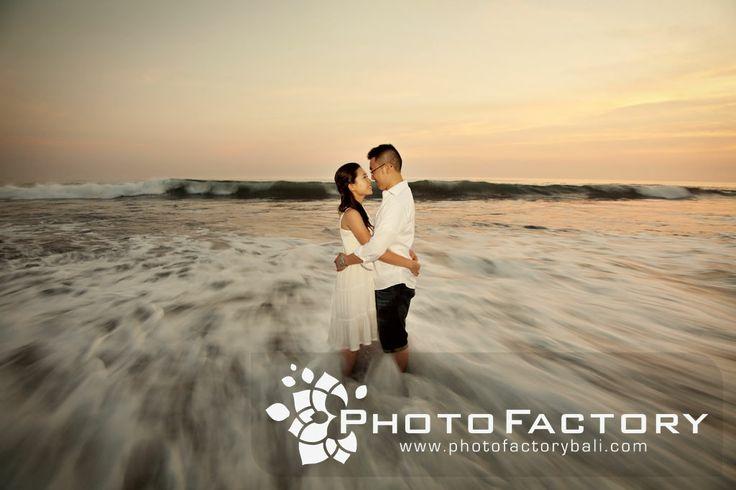 Pre-Wedding at Canggu Beach