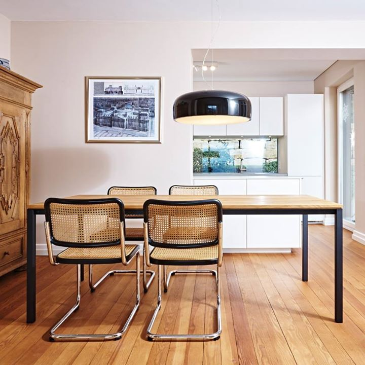 Thonet Marcelbreuer Designed The S 32 And S 64 During His Time