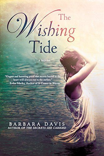 The Wishing Tide by Barbara Davis, http://www.amazon.com/dp/B00IOE3NP8/ref=cm_sw_r_pi_dp_KBYoub00JZ9XG  Loved hearing about her start in her writing career!  I can't wait to read the book!