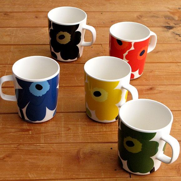marimekko UNIKKO mug cup 250ml (マリメッコ ウニッコ マグカップ)