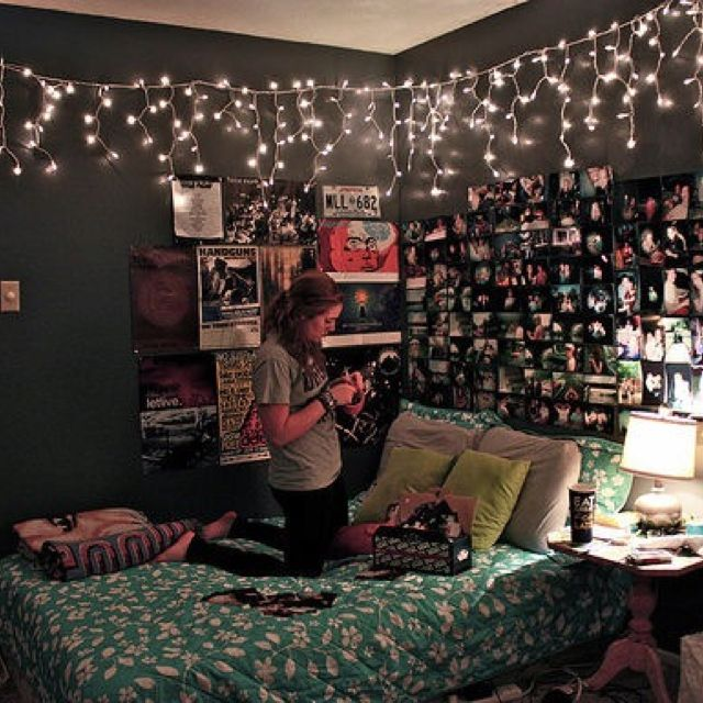 I want lights in my room like that