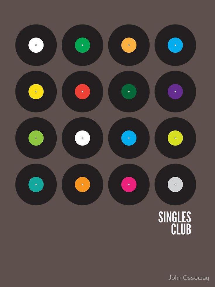Singles Club by John Ossoway
