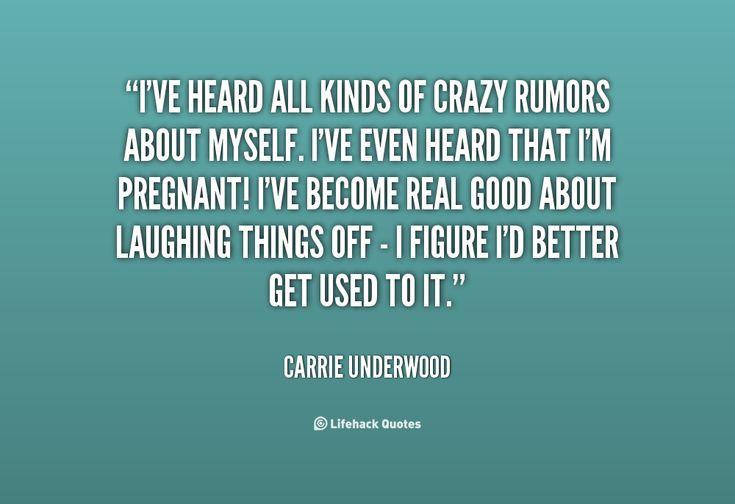 Gossip Family Quotes: Best 25+ Rumor Quotes Ideas On Pinterest