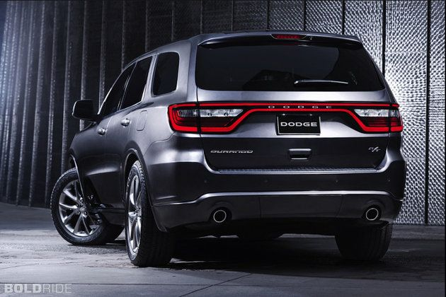 Dodge Durango R/T 2014- the only new car I'd be willing to own.