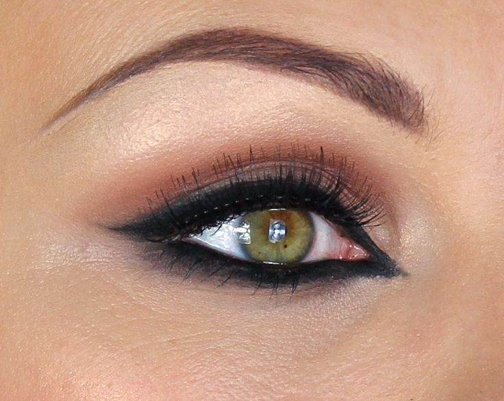 ARABIC STYLE MAKE-UP TUTORIAL - HAIFA WEHBE, via YouTube.