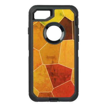 Cool Unique Rustic Pattern OtterBox Defender iPhone 7 Case - rustic gifts ideas customize personalize