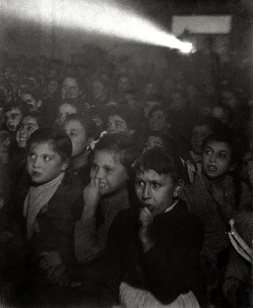 Pepe Sender - Cine de Barrio, Barcelona, 1955