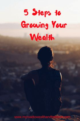 Build wealth with these 5 tips