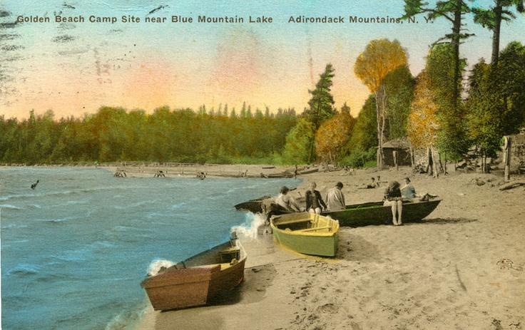 Nature Park Saranac Or Tupper Lake