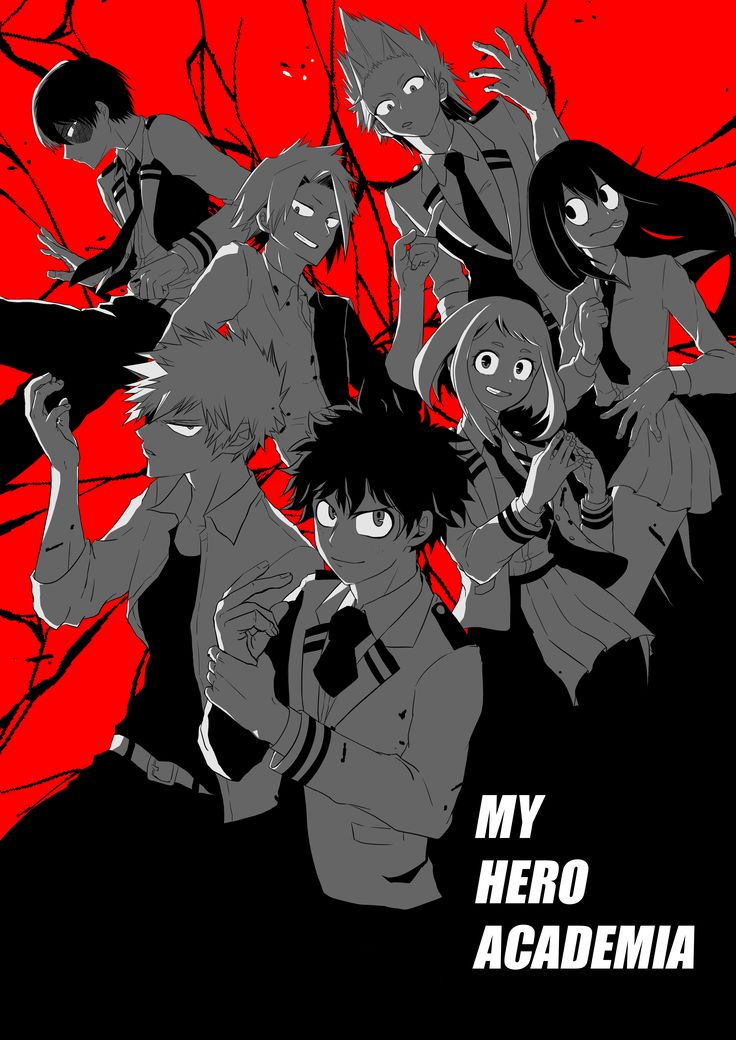 a hero my hero My hero academia (japanese: 僕のヒーローアカデミア, hepburn: boku no hīrō akademia) is a comedy adventure manga series written and illustrated by kōhei horikoshi it has been serialized in weekly shōnen jump since july 2014, [5] and 16 volumes have been collected in tankōbon form.