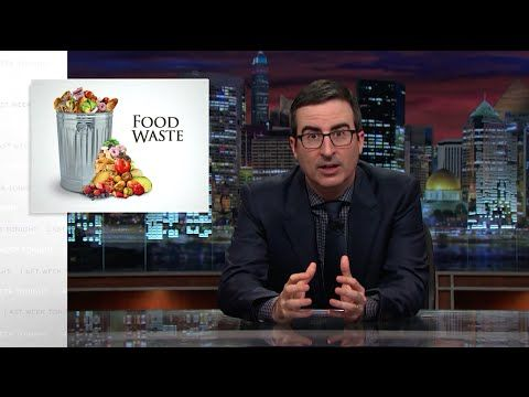 Last Week Tonight with John Oliver: Food Waste (HBO) - YouTube Producers, sellers, and consumers waste tons of food. John Oliver discusses the shocking amount of food we don't eat.