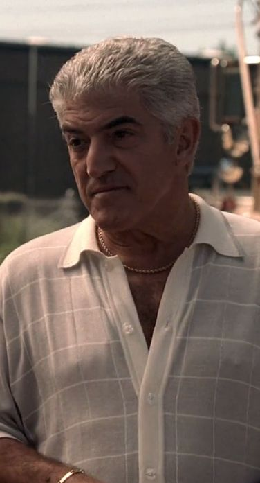 The Sopranos, Unidentified Black Males   Episode aired 2 May 2004 Season 5 | Episode  9, . , Frank Vincent. Phil Leotardo