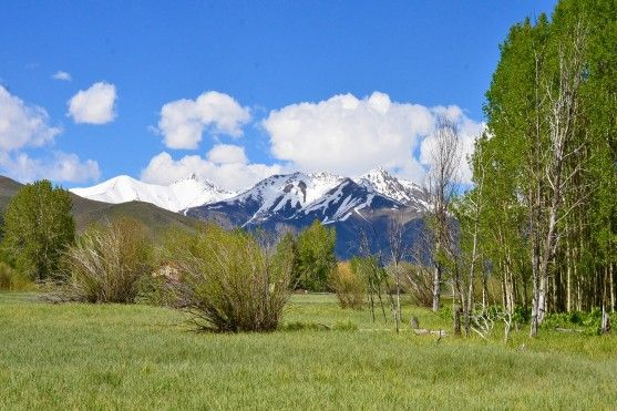 Idaho Ranches For Sale - Muldoon Creek Ranch
