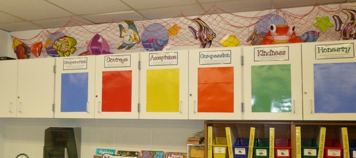 Classroom Decor Primary Colors ~ Best images about nautical classroom theme  on