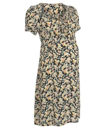 Blooming Marvellous Maternity Floral Printed Tea Dress