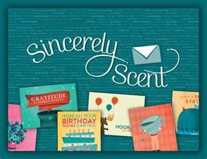Sincerely Scent!  Customizable greeting cards with a Scentsy scent inside. You can personalize them with your own text, pictures and choose a scent of your choice to send them to anyone you  wish. Sincerely Scent makes the process easy. No need to go to the store, buy a stamp, or find a mailbox!  You can save your cards and send them on a date of your choice!  Start your Christmas cards now and send them when the time is right for you!   (682) 622-9663  www.itsheavenly.scentsy.us