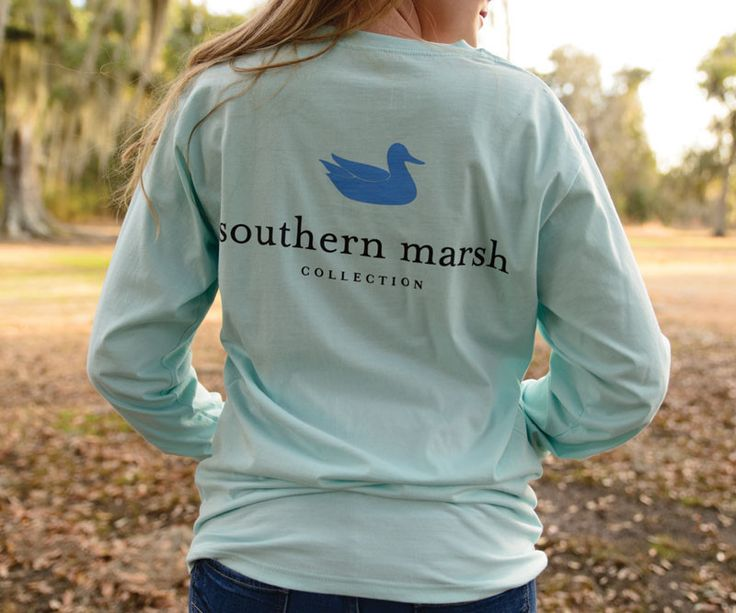 Southern Marsh Collection — Southern Marsh Authentic - Long Sleeve