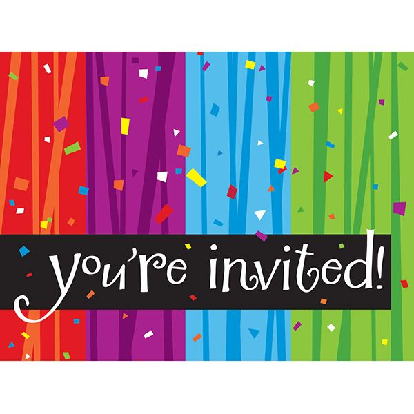 You're Invited To A Social Media Party!