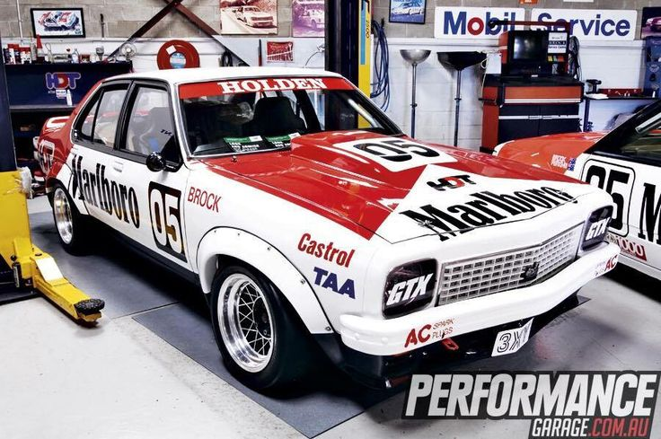 Peter Brock commodore (Dont know what year model)