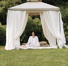 How To Make Your Own Party Tent Outdoor Gazebos Canopy