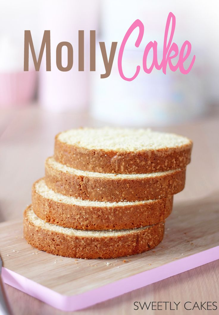 Recette du Molly Cake by Sweetly Cakes