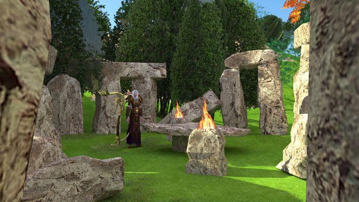 Druid meclisini toplayın...