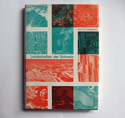 by richard paul lohse (1902-1988) for büchergilde gutenbergs scientific books series forschung und leben (research and life)