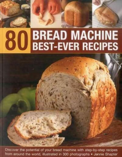 Presents a collection of eighty recipes for making a variety of breads from…