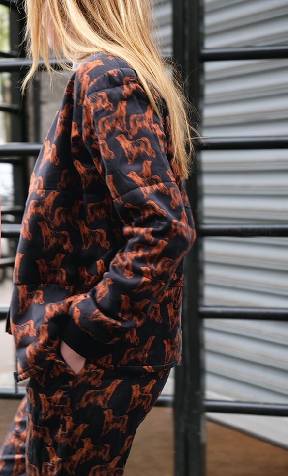 Storm & Marie All Over Print 2, #suit, co-ord, #blogger, #bloggerstyle