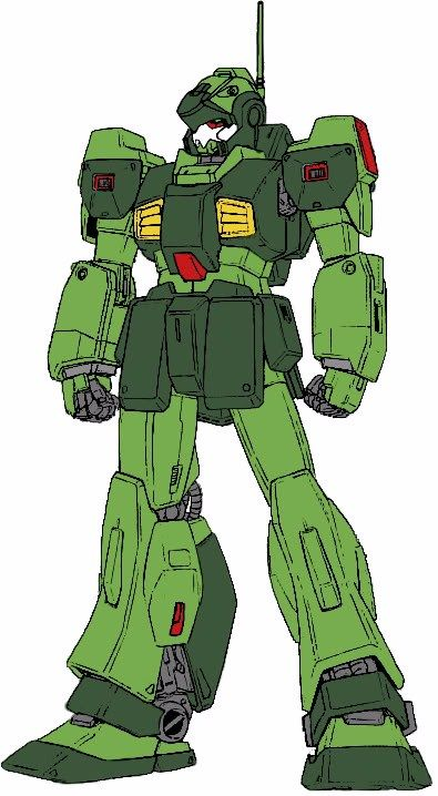 MSA-003 Nemo Cannon is a mobile suit that appears in Advance of Zeta: The Flag of Titans.