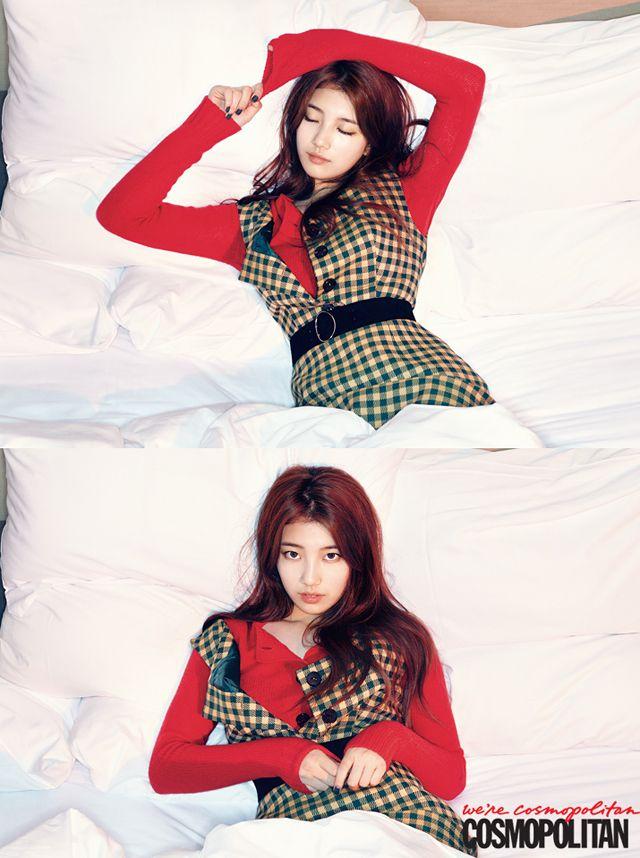 Suzy // Cosmopolitan Korea // September 2013