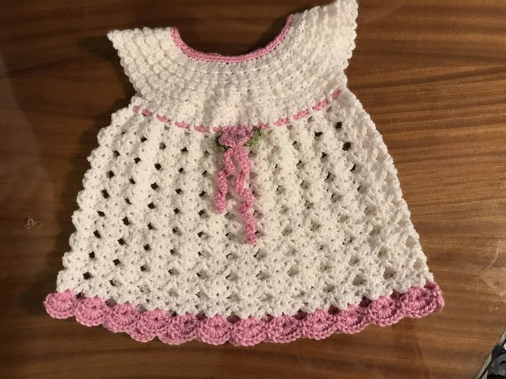Pretty baby dress. Check it out in my #etsy shop: