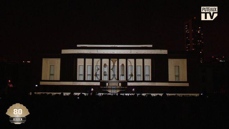 La soirée spectaculaire des 80 ans de l'Hôtel de Ville de Puteaux