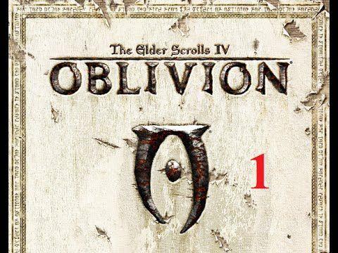 The Elder Scrolls IV - 4 Oblivion PS3 Maxy Long Gameplay {1}