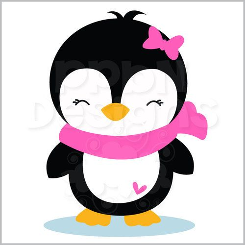 Penguins, Cute Penguins, Penguin Drawing