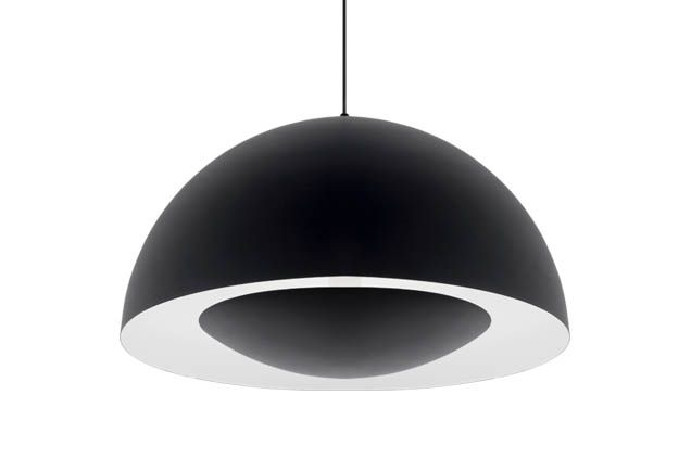 401143-LED - Single Lamp LED Pendant with Dome Shade  331.91