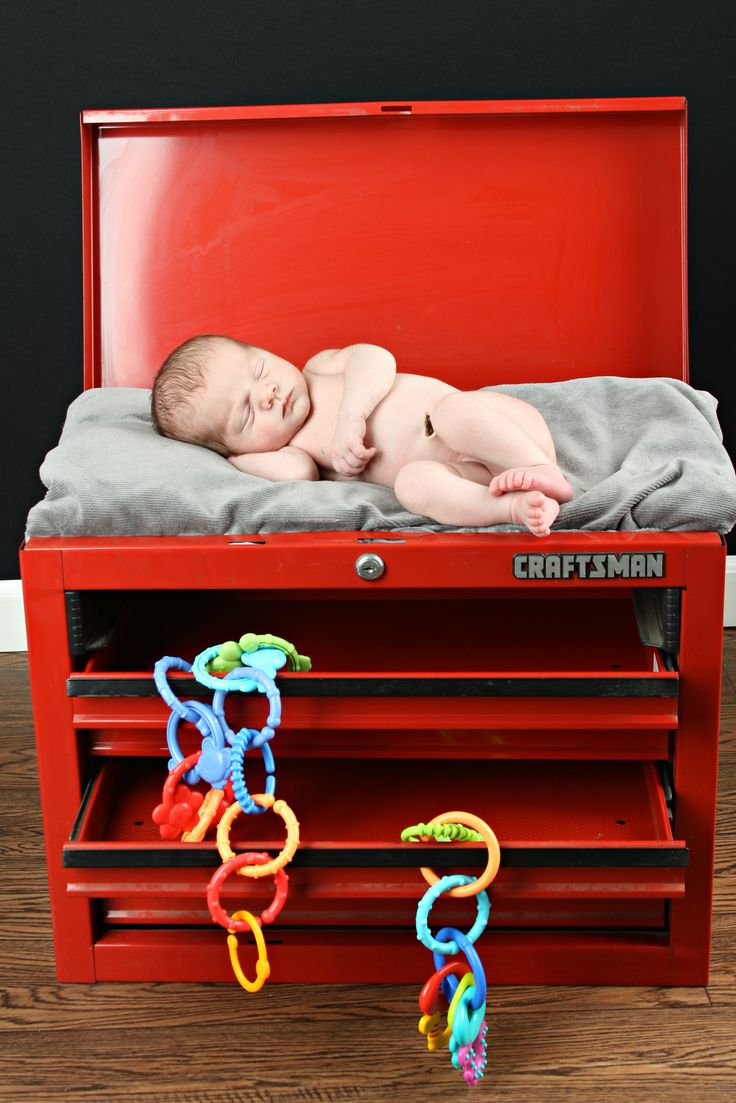 Mechanic's baby