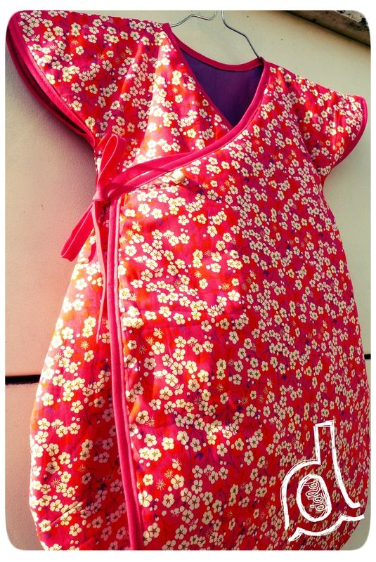 turbulette japonisante. le lien du tuto sur mon blog !!